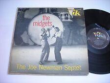 The Joe Newman Septet The Midgets 1957 Mono LP
