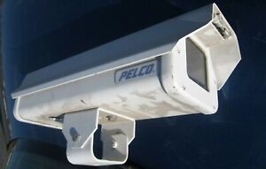 Pelco EH3512 Outdoor Enclosure/Housing w/ Bosch LTC0455 Color 12 VDC Camera