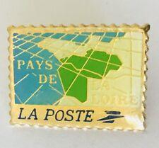 Pays De La Poste Pin Badge Advertising Vintage France (C3)