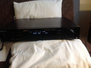 SONY S505ES RDS stereo TUNER