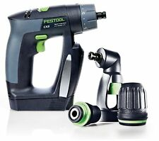 Festool Taladro Inalámbrico | CXS Li 2.6-Set GB | en Systainer | 564533