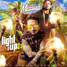 2018 Light It Up 2.5 Reggaeton Latin PARTY Mixtape MIX CD Dembow Ozuna Bad Bunny