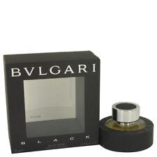 Bvlgari Black 75ml EDT Spray Unisex Genuine Perfume Sealed Box Free Shipping