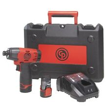 Chicago Pneumatic Impact Wrench Set CP8818, 2 Batteries CP12XP + Charger CP12CHK