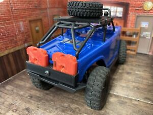 Gas Cans with mount for Axial SCX24 Deadbolt Rock Crawler