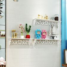 3X Mensole design muro mensola libreria pensile scaffale Salotto