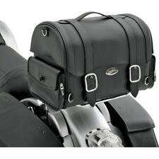 Saddlemen Express Drifter Motorcycle Lockable Back Seat / Sissy Bar / Trunk Bag