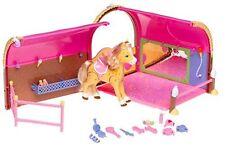 Bandai Strawberry Shortcake Filly Groomin' Salon with Honey Pie Pony NEW