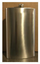 Stainless Steel Large Flask (1, 64 ounce)