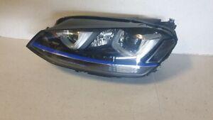 5G2941033C VW Volkswagen Golf MK7 GTE UK RHD Headlamp Headlight Xenon LED left