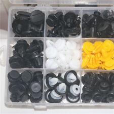 Auto Türverkleidung Kunststoff Stoßstange Nieten Retainer Fastener Clips 150 Pcs