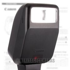 Canon Speedlite 200E Compact Dedicated TTL Auto AF Flash for most Canon EOS Film