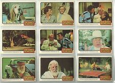 Dukes Of Hazzard - Series 2 - Complete Trading Card Set (60) - Donruss 1981 - NM