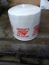 Engine Oil Filter-VIN: H, FI Group 7 V4619