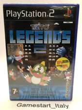 TAITO LEGENDS 2 (PUZZLE BOBBLE) - SONY PS2 PLAYSTATION 2 - NUOVO NEW PAL VERSION