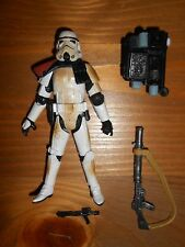 Star Wars    SANDTROOPER Stormtrooper (The Rebellion)     EVOLUTIONS 2005