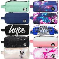 Hype Pencil Cases - Various Colours & Prints