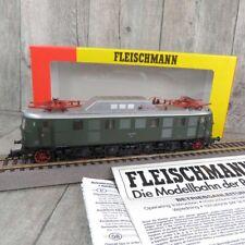 FLEISCHMANN 4318 - HO - DB - E-Lok E1911 - Analog + DSS - OVP - #H35681