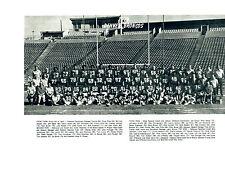 1974 DENVER BRONCOS TEAM 8X10  PHOTO AFL NFL FOOTBALL COLORADO USA