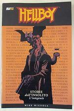 Hellboy Storie dell'insolito INTEGRALE Magic Press NUOVO*Mignola SCONTO 50%