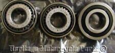 3 Rodamientos Rueda Trasera Triumph Unidad+Pre Unit T120 TR6-quick Separación