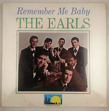 The Earls - Remember Me Baby/Woodbury Records SEALED New