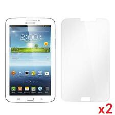 2x Clear Screen Protector Film for Samsung Galaxy 7'' inch Tab 3 P3200