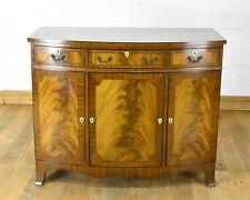 Antique Regency style 3 door sideboard - side cabinet - Chapmans