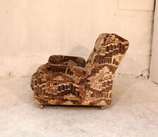 Velvet Vintage/Retro Armchairs