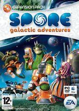 PC & MAC Spiel Spore Galaktische Abenteuer ADD ON NEU