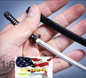 "1/6 Katana Japanese Sword Miyamoto Musashi for 12"" figure worldbox Phicen ❶USA❶"