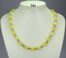 Mixed Metals Stone 46 - 50 Costume Necklaces & Pendants