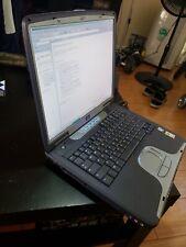 Older model HP Hewlett Packard HP Pavillion zt1195 Notebook laptop computer