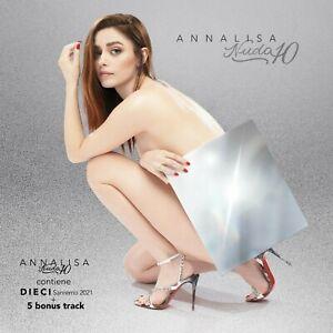 ANNALISA - NUDA 10 - CD NUOVO SIGILLATO  SANREMO 2021