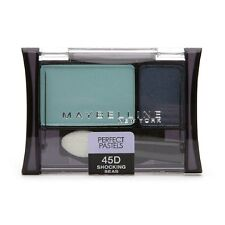 4 X Maybelline Expert Wear Eyeshadow Duo - 45D Shocking Seas