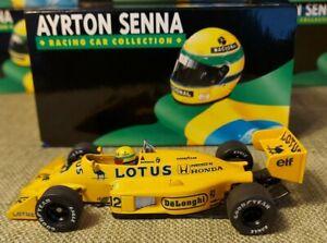 Ayrton Senna Collection Minichamps Lotus 99T