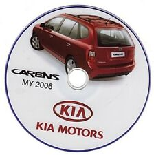 Kia Carens III manual de taller workshop manual