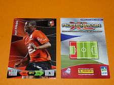 R. FANNI ROAZHON STADE RENNES FOOTBALL FOOT ADRENALYN CARD PANINI 2010-2011