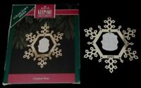 Hallmark Keepsake Ornament 1992 Greatest Story ~ Collector's Series NIB