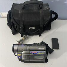 JVC Super VHS CAMCORDER 600x Video Camera GR-SXM245U - Tested & Working RARE