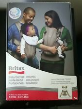 The Britax Baby Carrier
