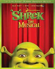 SHREK THE MUSICAL BLU-RAY / DVD