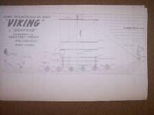 viking boat plans