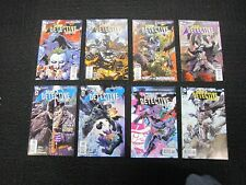 Detective Comics New 52 #1 to #52 complete NM+, and variants & annuals