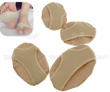 2X Gel Metatarsal Ball of Foot Pain Cushions Pads Insole Forefoot Support S/L
