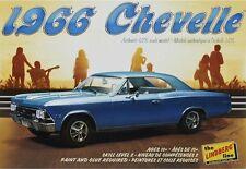 Lindberg 1966 Chevrolet Chevelle SS model kit 1/25