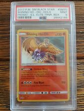 PSA 9 Shining Ho-Oh Shining Legends Black Star Promo Mint Pokemon Card