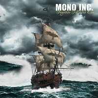 MONO INC. - TOGETHER TILL THE END  2 CD NEU