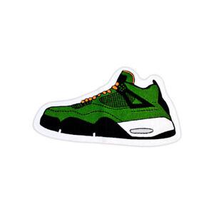 New Custom Nike Air Jordan 4 Undefeated UNDFTD Floor Mat Carpet Rug JBM351-M1