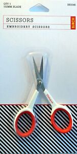 "BIRCH EMBROIDERY SCISSORS 102MM (4"" blade)"
